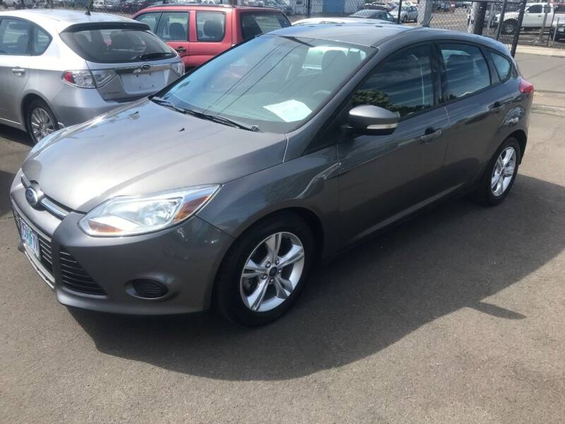 2013 Ford Focus for sale at Chuck Wise Motors in Portland OR