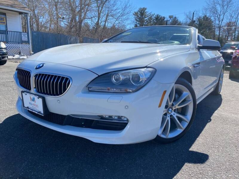 2014 BMW 6 Series for sale at Mega Motors in West Bridgewater MA