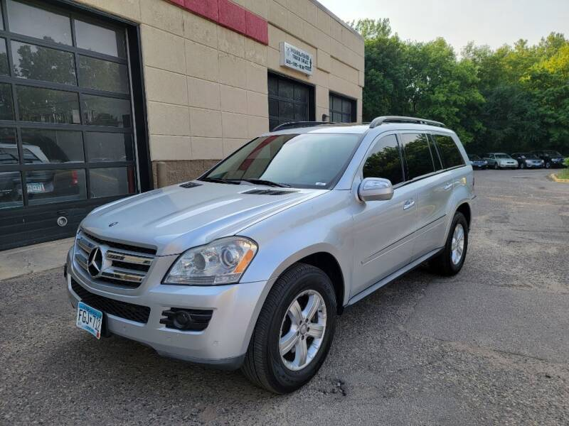 2008 Mercedes-Benz GL-Class for sale at Fleet Automotive LLC in Maplewood MN