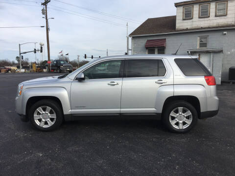 2013 GMC Terrain for sale at Village Motors in Sullivan MO