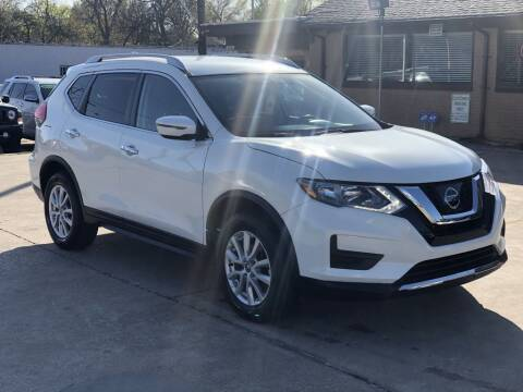 2017 Nissan Rogue for sale at Safeen Motors in Garland TX