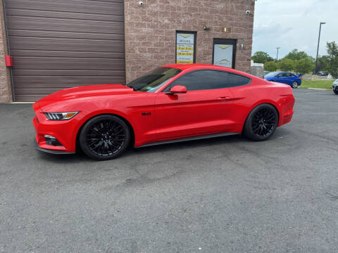2016 Ford Mustang for sale at CarNu  Sales in Warminster PA