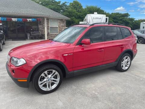 2007 BMW X3 for sale at Autoway Auto Center in Sevierville TN