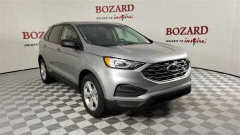 2020 Ford Edge for sale at BOZARD FORD in Saint Augustine FL