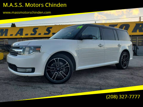 2014 Ford Flex for sale at M.A.S.S. Motors Chinden in Garden City ID