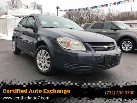 2009 Chevrolet Cobalt for sale at Certified Auto Exchange in Keyport NJ
