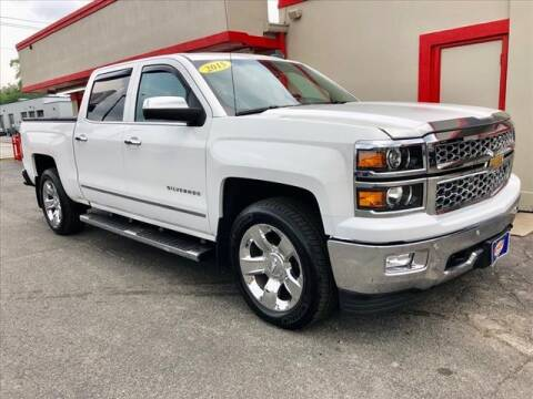 2015 Chevrolet Silverado 1500 for sale at Richardson Sales & Service in Highland IN