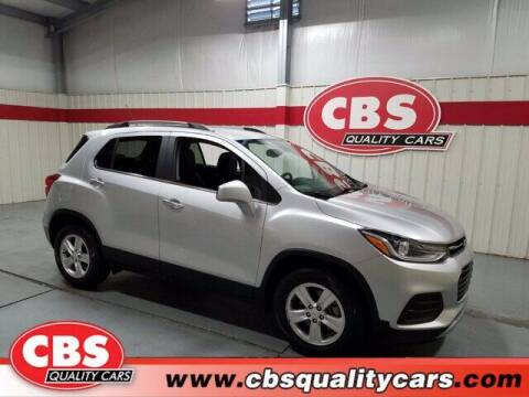 2019 Chevrolet Trax for sale at CBS Quality Cars in Durham NC