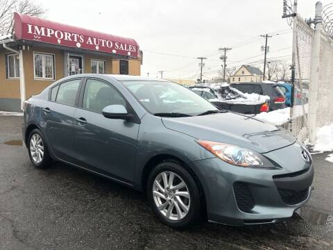 2012 Mazda MAZDA3 for sale at Imports Auto Sales Inc. in Paterson NJ