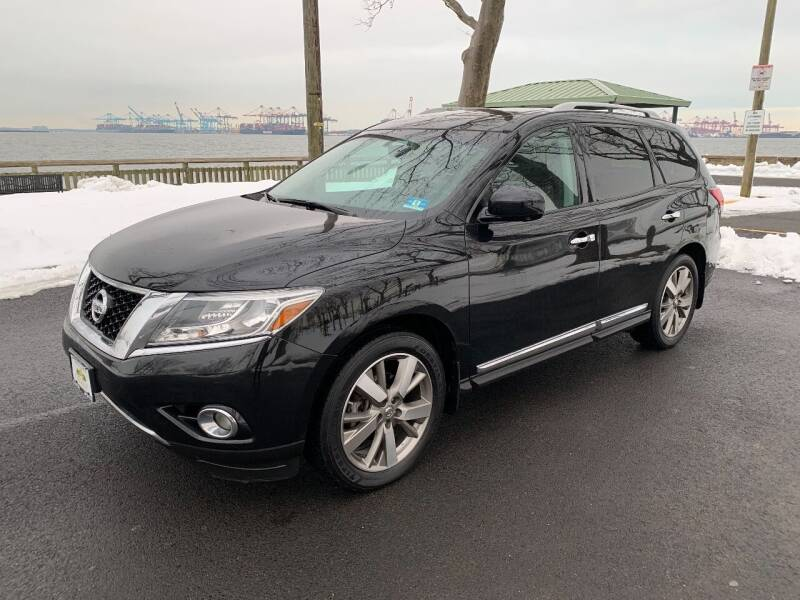 2015 Nissan Pathfinder for sale at Crazy Cars Auto Sale in Jersey City NJ