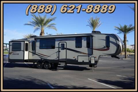 2017 Keystone M-353 FWDEN for sale at Motomaxcycles.com in Mesa AZ