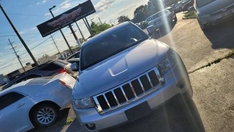 2013 Jeep Grand Cherokee for sale at Washington Auto Group in Waukegan IL