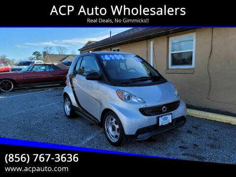 2014 Smart fortwo for sale at ACP Auto Wholesalers in Berlin NJ