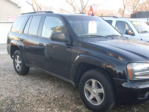 2006 Chevrolet TrailBlazer for sale at Flag Motors in Islip Terrace NY