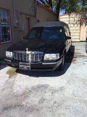1998 Cadillac Hearse for sale at Used Car City in Tulsa OK