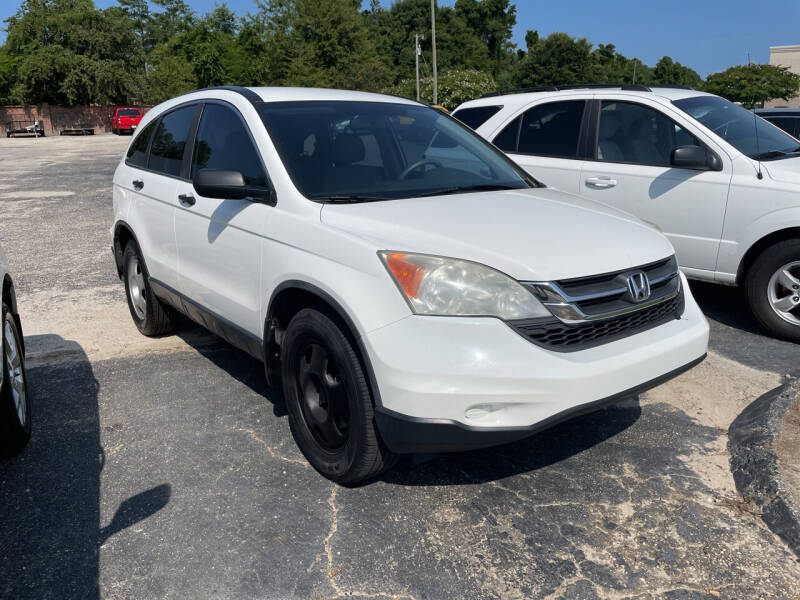 2010 Honda CR-V for sale at Ron's Used Cars in Sumter SC