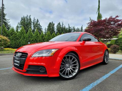 2014 Audi TTS for sale at Silver Star Auto in Lynnwood WA