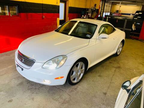 2005 Lexus SC 430 for sale at Milford Automall Sales and Service in Bellingham MA