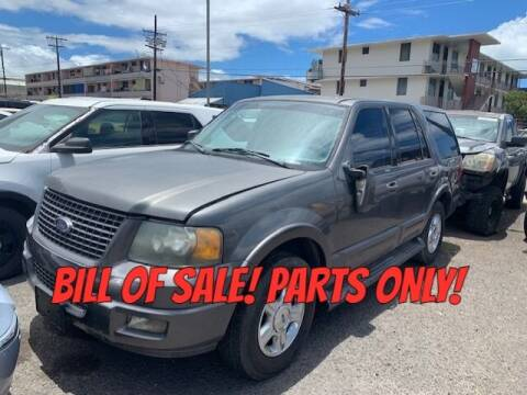 2006 Ford Expedition for sale at Bayview Auto Sales in Waipahu HI