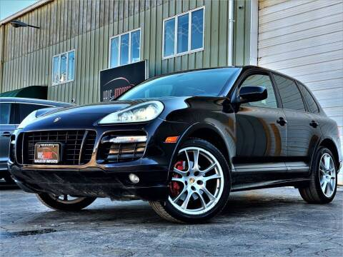 2009 Porsche Cayenne for sale at Haus of Imports in Lemont IL