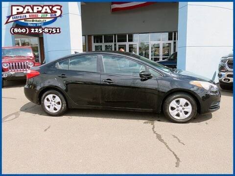 2014 Kia Forte for sale at Papas Chrysler Dodge Jeep Ram in New Britain CT