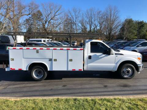 2016 Ford F-350 Super Duty for sale at iCar Auto Sales in Howell NJ