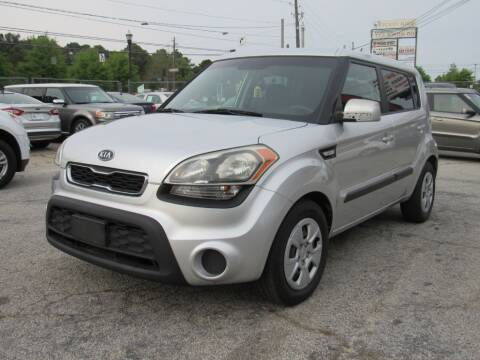 2012 Kia Soul for sale at King of Auto in Stone Mountain GA
