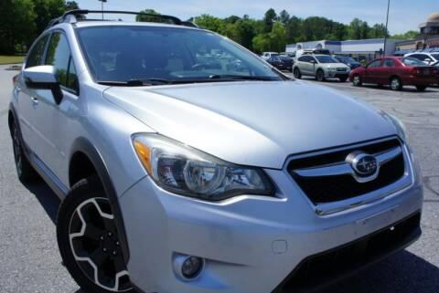 2015 Subaru XV Crosstrek for sale at CU Carfinders in Norcross GA