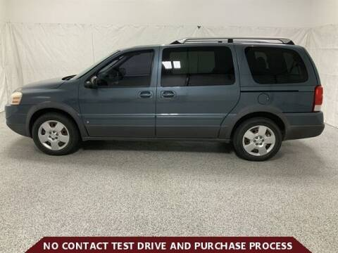 2006 Pontiac Montana SV6 for sale at Brothers Auto Sales in Sioux Falls SD
