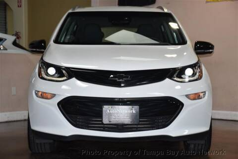 2017 Chevrolet Bolt EV for sale at Tampa Bay AutoNetwork in Tampa FL