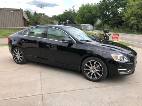 2016 Volvo S60 for sale at Dussault Auto Sales in Saint Albans VT