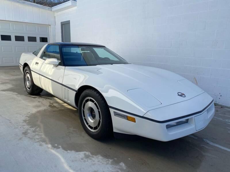 1985 Chevrolet Corvette for sale at BOLLING'S AUTO in Bristol TN