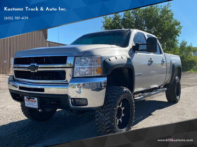 2007 Chevrolet Silverado 2500HD for sale at Kustomz Truck & Auto Inc. in Rapid City SD