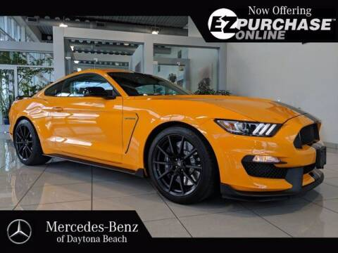 2018 Ford Mustang for sale at Mercedes-Benz of Daytona Beach in Daytona Beach FL