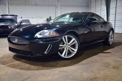 2011 Jaguar XK for sale at Marietta Auto Mall Center in Marietta GA