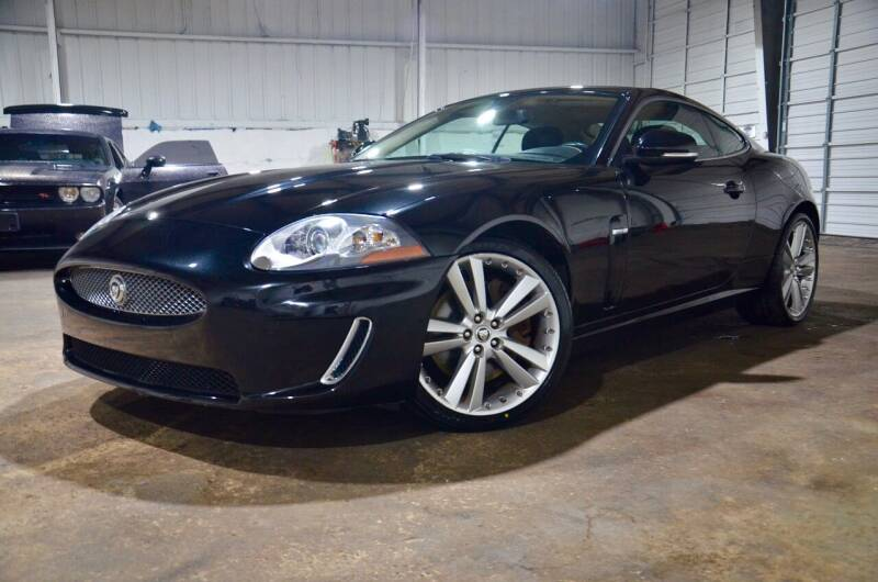 2011 Jaguar XK for sale at Marietta Auto Mall Center in Marietta GA