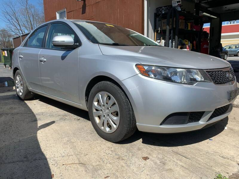2012 Kia Forte for sale at Auto Warehouse in Poughkeepsie NY