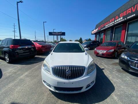 2013 Buick Verano for sale at Washington Auto Group in Waukegan IL
