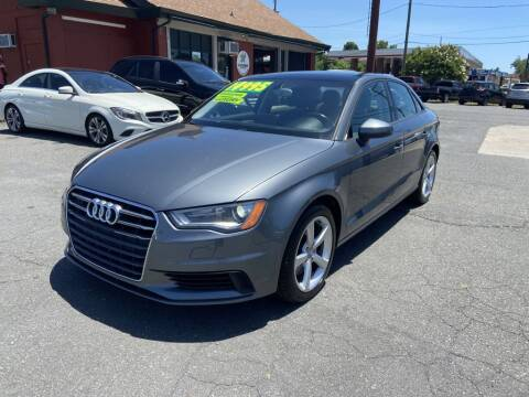 2015 Audi A3 for sale at Starmount Motors in Charlotte NC