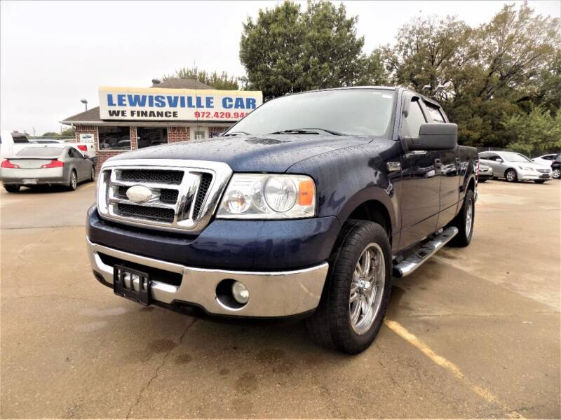 2007 Ford F-150 for sale at Lewisville Car in Lewisville TX