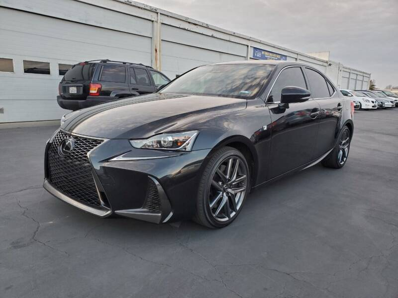 2020 Lexus IS 350 for sale at PRICE TIME AUTO SALES in Sacramento CA