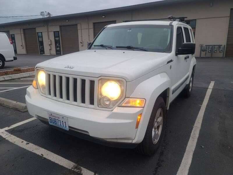 2009 Jeep Liberty for sale at Rynok Auto Sales LLC in Auburn WA