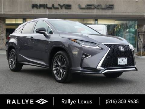 2019 Lexus RX 350 for sale at RALLYE LEXUS in Glen Cove NY