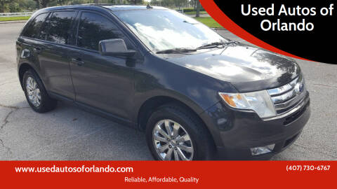 2007 Ford Edge for sale at Used Autos of Orlando in Orlando FL
