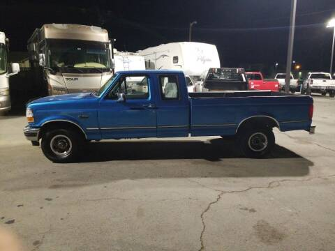 1995 Ford F-150 for sale at Freds Auto Sales LLC in Carson City NV