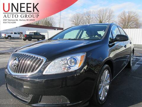 2016 Buick Verano for sale at Uneek Auto Group LLC in Burton MI