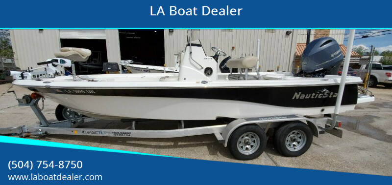 2018 NauticStar 215 XTS for sale at LA Boat Dealer - Bay Boats in Metairie LA