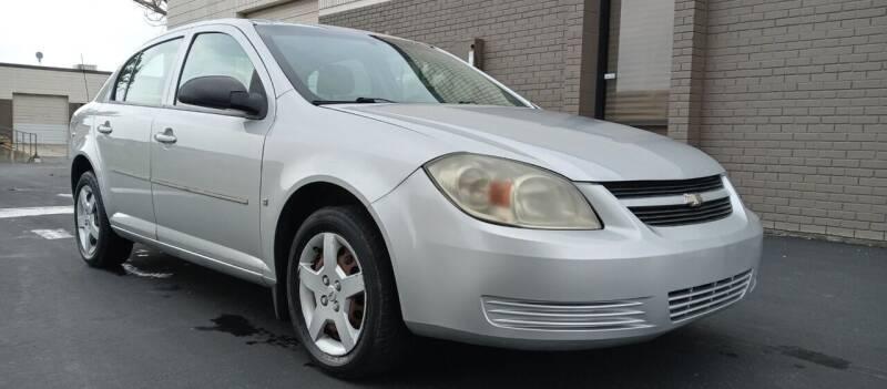 2008 Chevrolet Cobalt for sale at AUTOMOTIVE SOLUTIONS in Salt Lake City UT