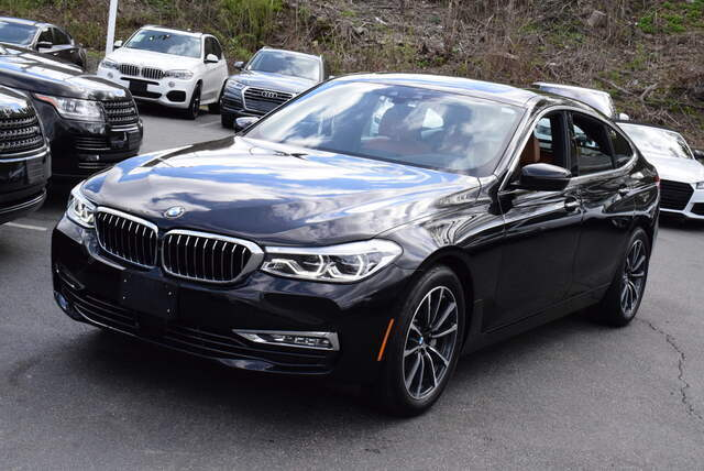 2018 BMW 6 Series for sale at Automall Collection in Peabody MA