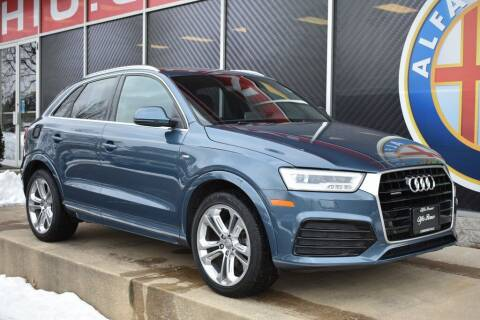 2018 Audi Q3 for sale at Alfa Romeo & Fiat of Strongsville in Strongsville OH